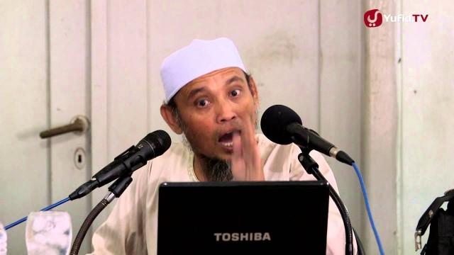 Kajian Muslimah: Meraih Surga di Istana Cinta 1 – Ustadz Ali Ahmad