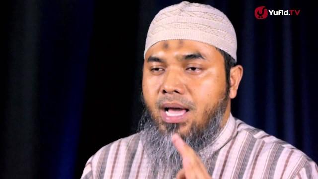 Selamat Atas Kekafiran dan Kesyirikan – Ustadz Afifi Abdul Wadud