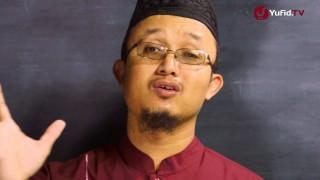 Serial Fikih Perceraian 6: Macam-Macam Perkataan Talak – Ustadz Aris Munandar