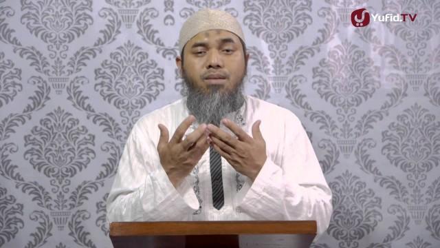 Serial Wasiat Nabi (43): Mengapa Enggan Masuk Surga? – Ustadz Afifi Abdul Wadud
