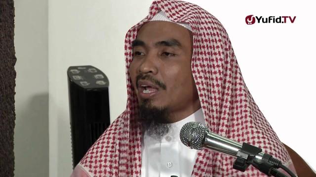 Sikap bijak di jaman fitnah – Ustadz Abu Qotadah
