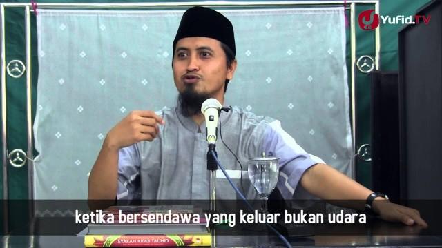 Kajian Islam Sehat Jasmani dan Rohani – Ustadz Abdullah Zaen, MA