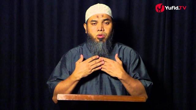 Serial Wasiat Nabi 47: Mengekor Hawa Nafsu – Ustadz Afifi Abdul Wadud