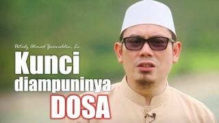 Ceramah Singkat: Kunci Diampuninya Dosa – Ustadz Ahmad Zainuddin, Lc