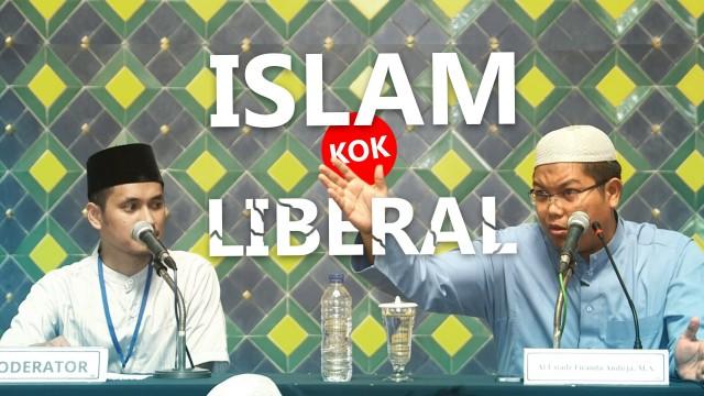 Kajian Umum: Islam Kok Liberal – Ustadz Firanda Andirja MA