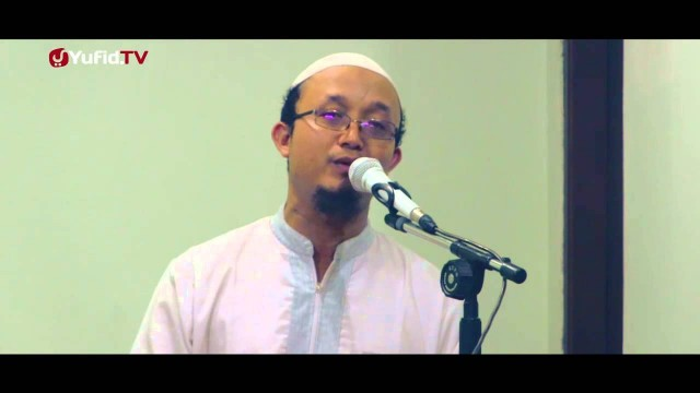 Pengajian dan Tausiyah tentang Kedudukan Ilmu dalam Islam: Ustadz Aris Munandar, M.Pdi
