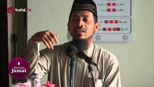Khutbah Jumat: Iman, Senjata Utama Kaum Muslimin – Ustadz Ali Musri