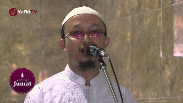 Khutbah Jumat: Islam Adalah Agama Kasih Sayang – Ustadz Aris Munandar