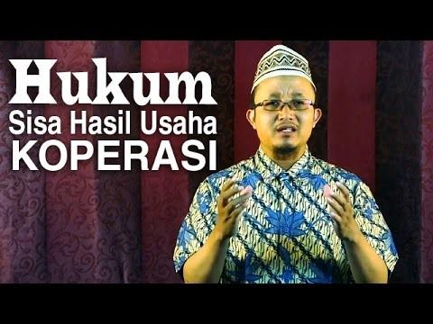 Ceramah Singkat: Hukum SHU Koperasi – Ustadz Aris Munandar