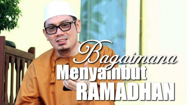 Ceramah Singkat: Bagaimana Menyambut Ramadhan – Ustadz Ahmad Zainuddin, Lc