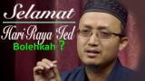 Kultum Ramadhan : Ucapan Selamat Hari Raya – Ustadz Aris Munandar