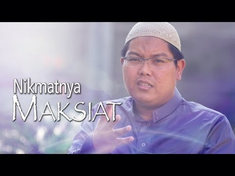 Ceramah Singkat: Nikmatnya Maksiat – Ustadz Firanda Andirja, MA