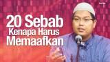 Pengajian Islam: 20 Sebab Kenapa Harus Memaafkan – Ustadz Firanda Andirja, MA.