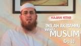 Serial Kajian Aqidah: Episode 10 – Syaikh Abdurrahman bin Muhammad Musa Alu Nasr