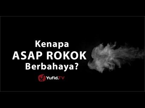 Kenapa Asap Rokok Berbahaya?