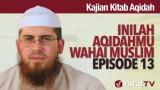 Serial Kajian Aqidah: Episode 13 – Syaikh Abdurrahman bin Muhammad Musa Alu Nasr