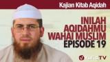 Serial Kajian Aqidah: Episode 19 – Syaikh Abdurrahman bin Muhammad Musa Alu Nasr