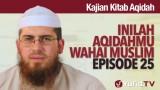 Serial Kajian Aqidah: Episode 25 – Syaikh Abdurrahman bin Muhammad Musa Alu Nasr