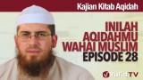 Serial Kajian Aqidah: Episode 28 – Syaikh Abdurrahman bin Muhammad Musa Alu Nasr