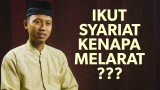 Cambuk Hati: Ikut Syariat Kenapa Melarat? – Ustadz Ammi Nur Baits