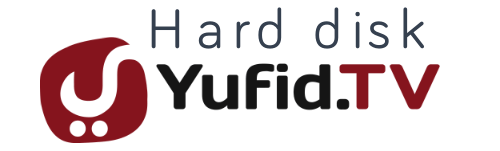 Hard disk Eksternal Yufid.TV