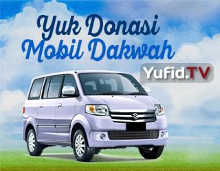 donasi mobil yufid tv