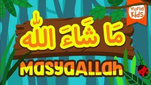 Masya Allah – Kalimat Thayyibah