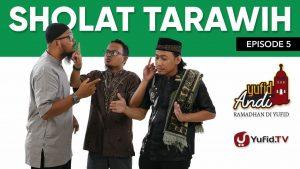 Sholat Tarawih: Jumlah Rakaat Shalat Tarawih – Ramadhan di Yufid